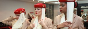 27 - Emirates Cabin Crew Training has one of its busiest years - 2