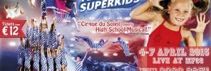 Flying Superkids - Poster