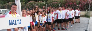 13 - GSD Marketing supports FISEC international games for teenagers