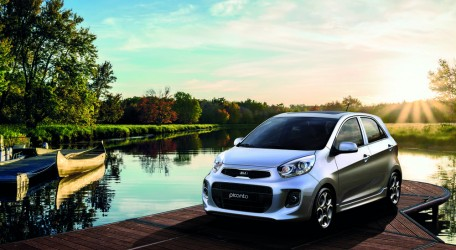 6 - Kia outshines the market with an updated Picanto copy