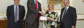 93 - HSBC Foundation President UK Hosp