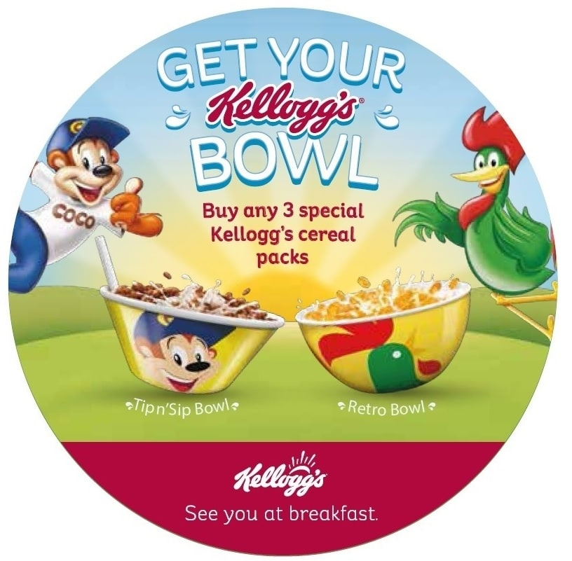 New Back To School Bowls On Offer With