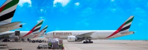 74 - Newest Boeing 777F Delivery takes Emirates SkyCargo Freighter Fleet to 15