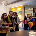 Veronique Zammit, Maria Conrad,  Brian Schembri