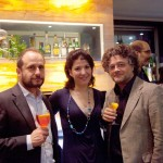 Sigmund Mifsud, Maria Blanco and Brian Schembri