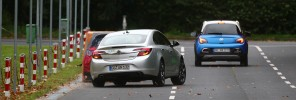 16 - Opel demonstrates technology for safer inner-city driving