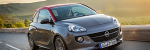 29102015 - Best-looking in its class Opel ADAM S wins design award