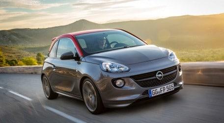 29102015 - Best-looking in its class Opel ADAM S wins design award