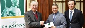01 - Farsons Foundation renews sponsorship to IGM-1