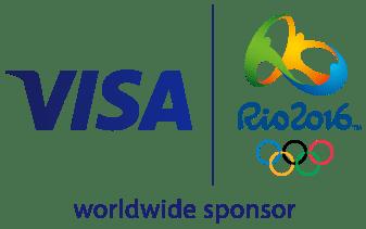 03 - Visa Rio 2016 logo