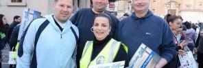 12 - John Vella Hubert Said Anthony Zammit Luana Fenech helper
