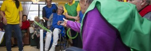 Casa Antonia residents roll back the years for Sports Day - 1