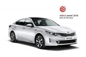 Kia Optima_2016 Red Dot Best of Best