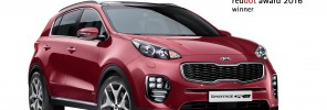 Kia Sportage_2016 Red Dot Winner