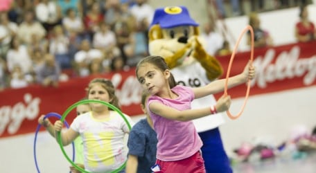 #OnTheMove Skolasport  annual sports show event at Marsa Sports Complex - 2