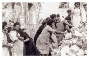 role employed by Malta's wartime women