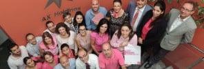 36. Pink Day at AX Group