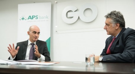 APS Bank entrusts GO with boosting its communications infrastructure - 1 - 0890