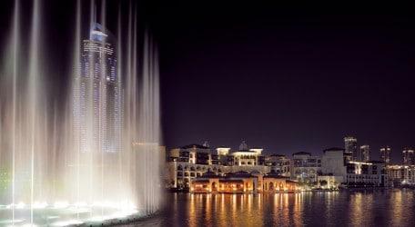 77 - Dubai Fountain - The Address Downtown Dubai