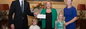 95 - HSBC Foundation Donation