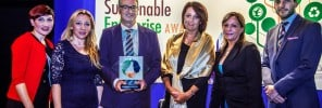 GreenPak scoops prestigious Sustainable Enterprise Award - 1