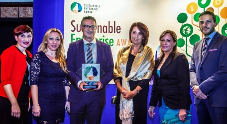 GreenPak scoops prestigious Sustainable Enterprise Award - 1