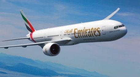 87 - Emirates Boeing-777-300ER