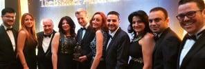 HSBC BOTY Award