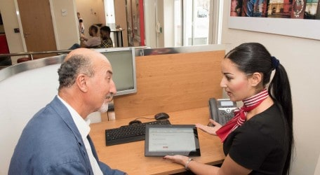 HSBC Malta offers customers free Wi-Fi in its branches - 2