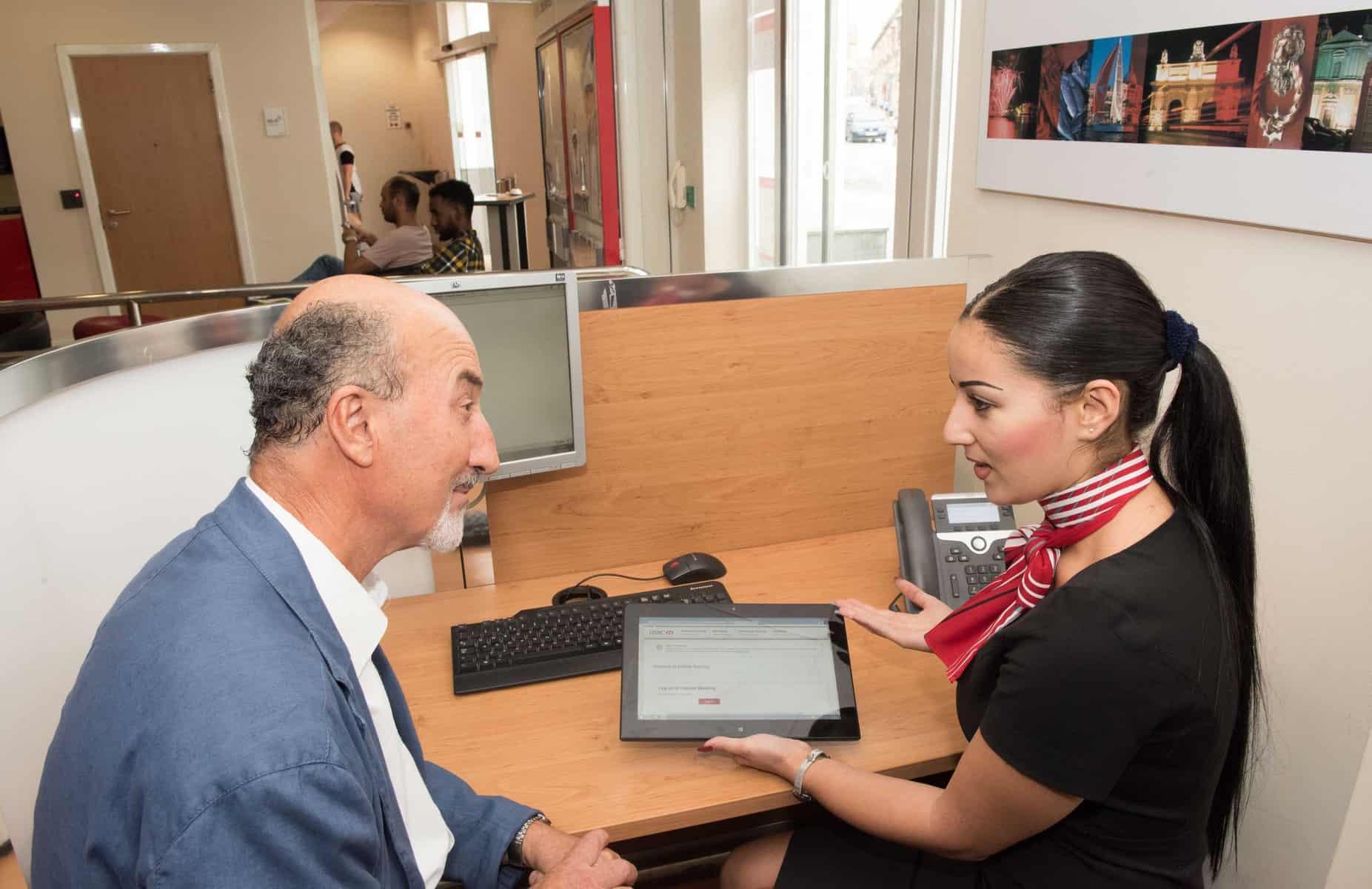 Josanne Cassar | HSBC Malta offers customers free Wi-Fi in ...