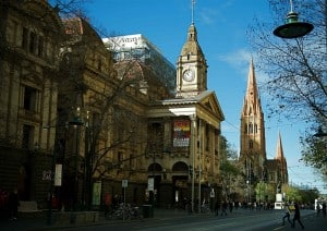 Melbourne - City Centre