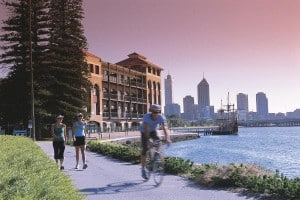Perth - Swan River - 3