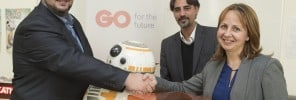 02 - 20170115 - 'GO for the future' partners with Malta Robotics Olympiad