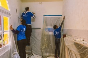 Painting A Brighter Tomorrow by GasanMamo Insurance