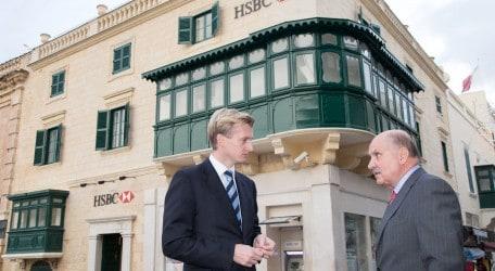 10 - HSBC Valletta Facade