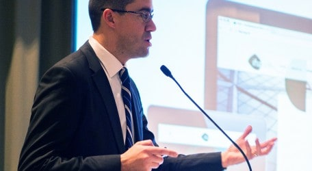 170206 Jonathan Chetcuti Speaks at IFSP Conference