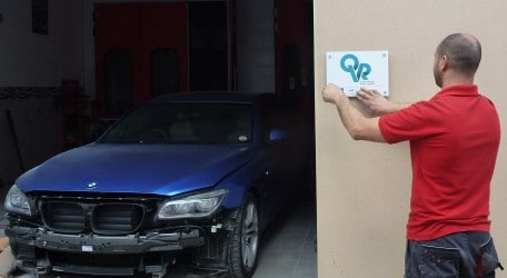 Choosing the right repairer for your car