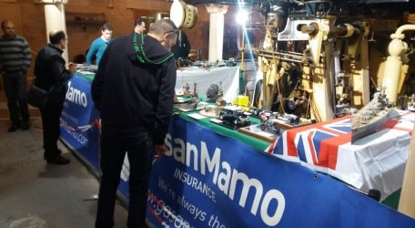 GasanMamo Insurance supports the 36th Annual Scale Model Exhibition 2