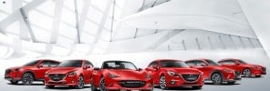 Mazda posts fourth year of growth