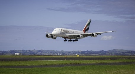 15 - Emirates Celebrates Successful First Year on World's Longest A380 Non-Stop Route - 1