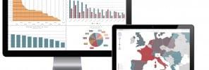 CA+ Maps & Graphs