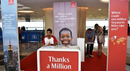 Emirates Skywards celebrates yet another Miles Millionaire