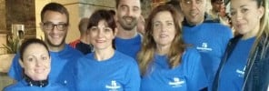 GasanMamo's employees joined Puttinu Cares Good Friday's walk