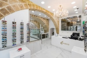 Refurbished Tuaco Opticians store a great sight for sore eyes - Inside