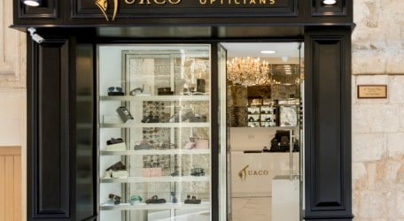 Refurbished Tuaco Opticians store a great sight for sore eyes - Outside