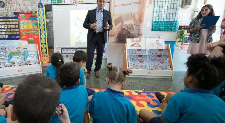 GO supported literacy programme reaching schools across Malta