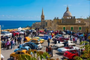 GasanMamo Insurance supports event for Classic Cars 2