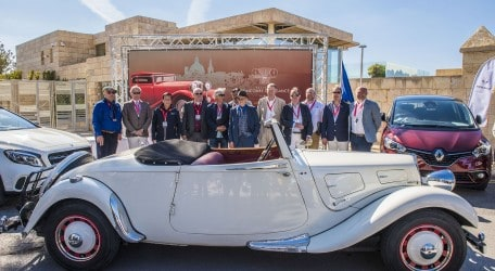 GasanMamo Insurance supports event for Classic Cars