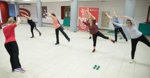 #OnTheMove Adult classes help exercisers kick their way to fitness-IMG_5240