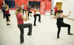 #OnTheMove Adult classes help exercisers kick their way to fitness-IMG_5308